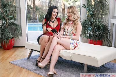 Katrina Jade and Harley Jade