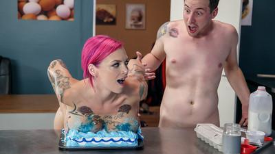 Lets Bake A Titty Cake