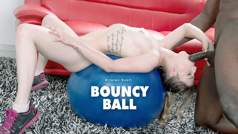 Kristen Scott in Bouncy Ball