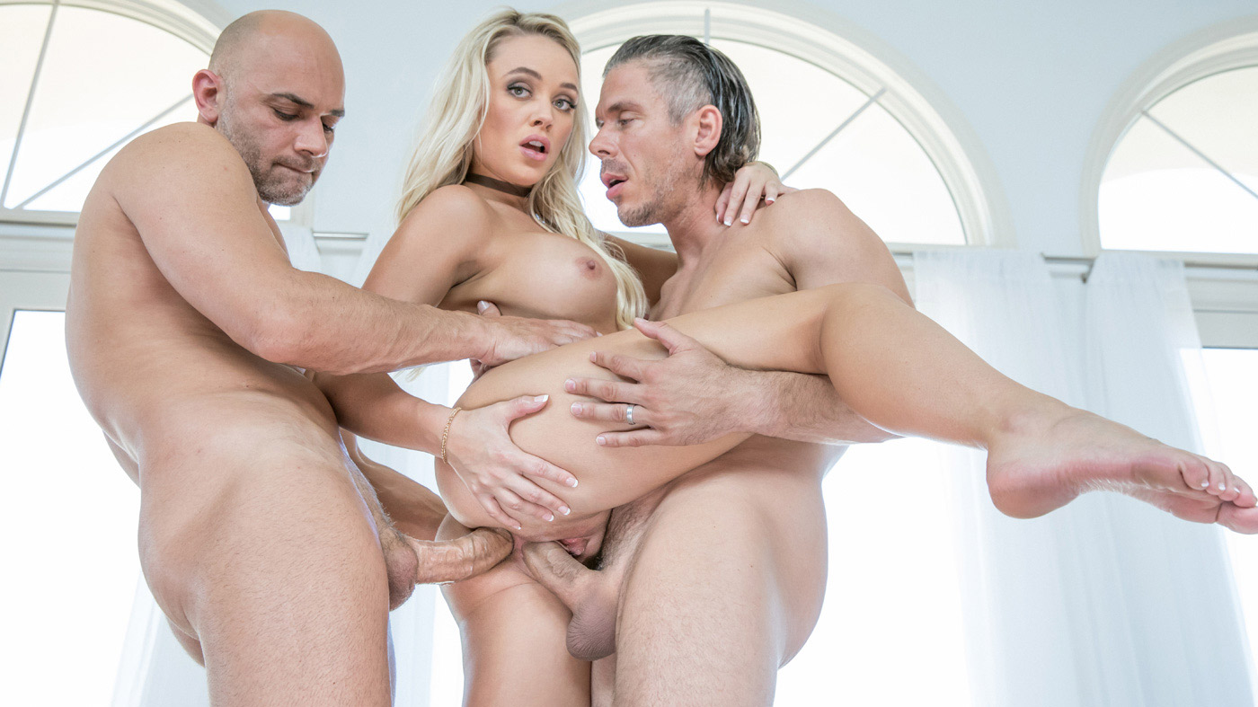 Alexis Monroe in My Double Penetration Fantasy!