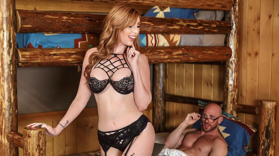 Lauren Phillips in Cabin Fever