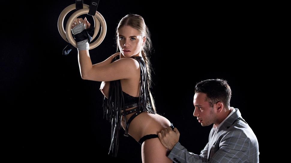 Alessandra Jane in Restraint