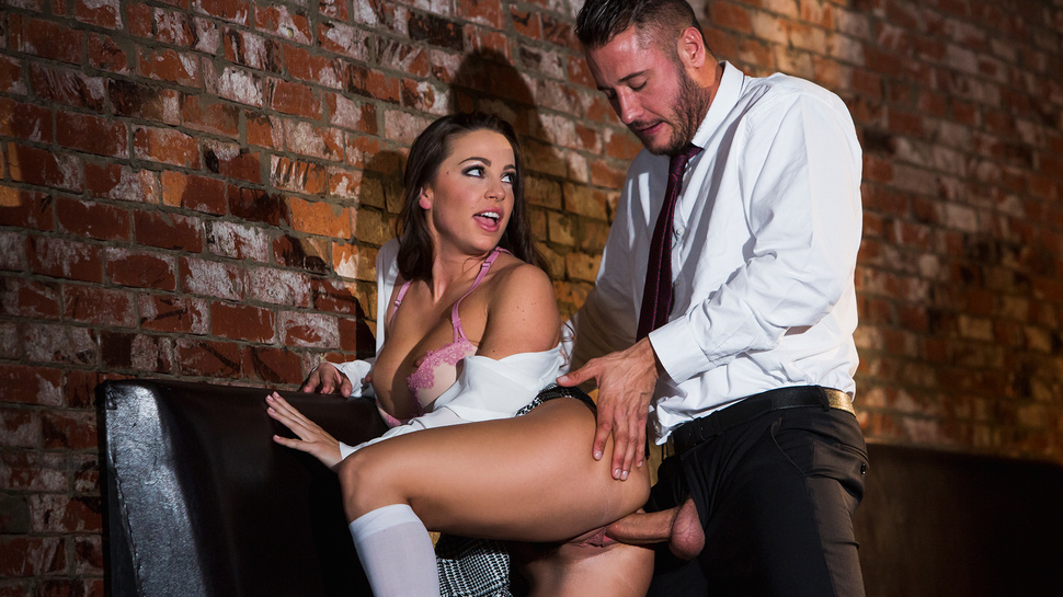 Abigail Mac in Bad Girl Justice, Part 2