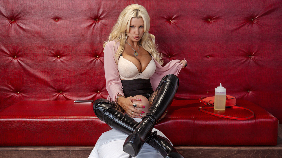 Brittany Andrews in The Spit Shine Slut