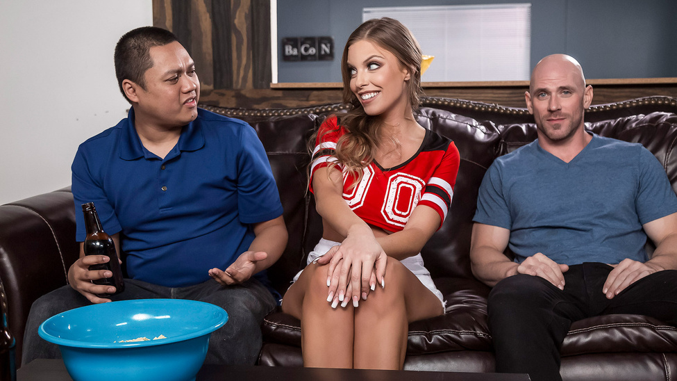 Britney Amber in Game Day Dicking