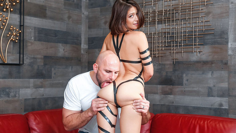 Izzy Bell in Taped Up Hottie