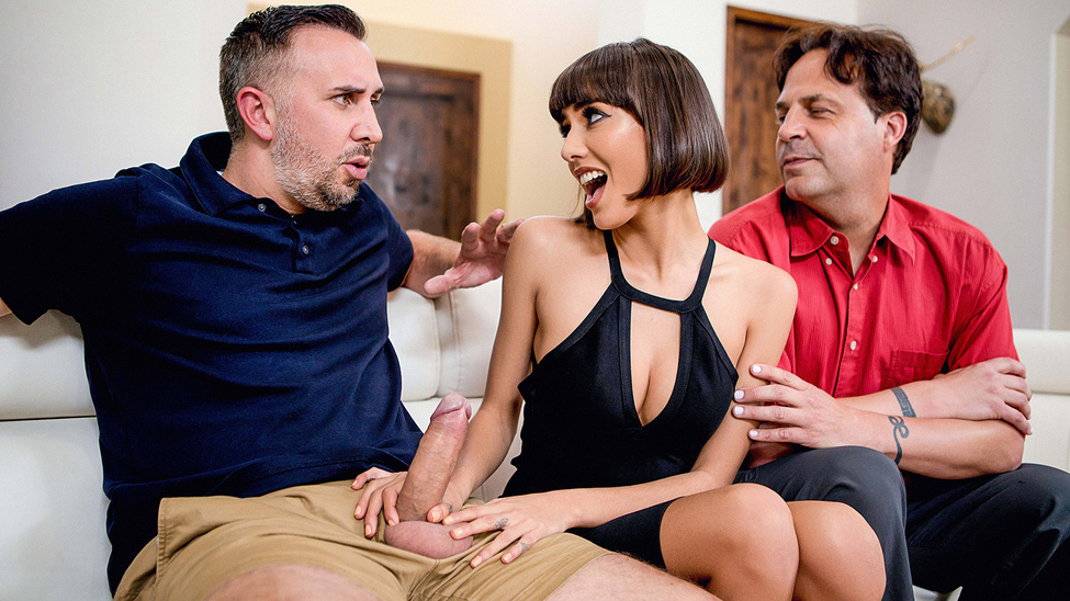 Janice Griffith in She's Changed!